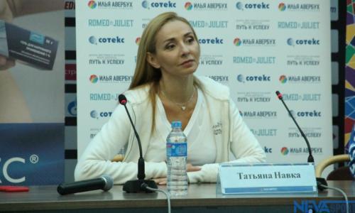Навка и Тарасова разругались прямо во время эфира
