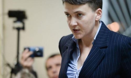 Надежда Савченко сбежала в Россию, заявили в Раде