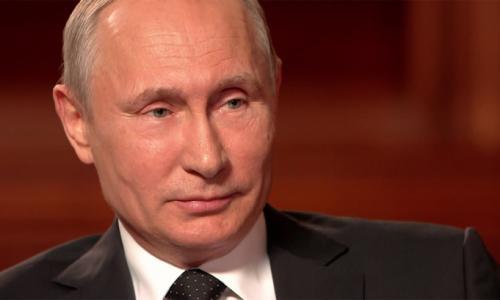 Путин рассказал, как ему сломали нос и обстреляли вертолет
