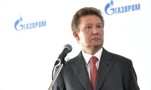 Миллер назвал сроки расторжения контрактов «Газпрома» и «Нафтогаза»
