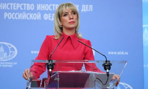 Захарова иронично прокомментировала отставку Тиллерсона