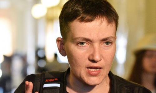 Надежда Савченко согласилась прийти на допрос в СБУ
