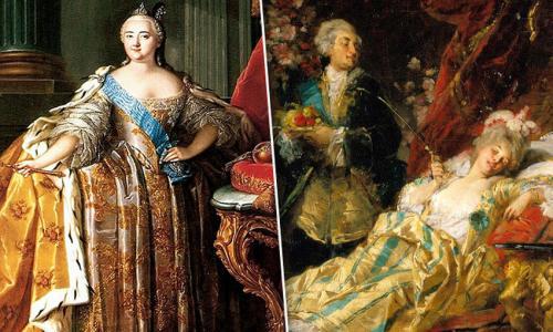 Царицы разврата: самые сексуальные женщины в истории