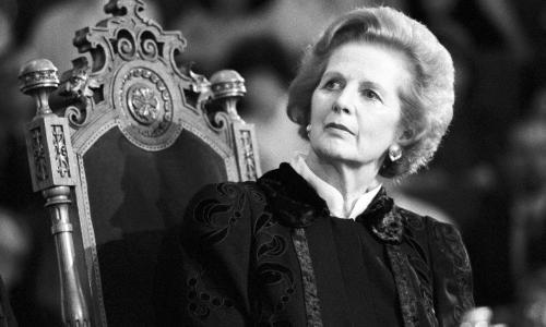 Маргарет Тэтчер и другие «железные леди» в мировой истории