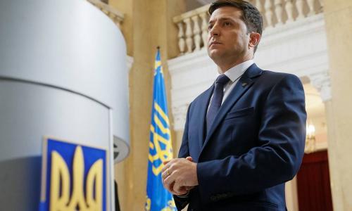 Зеленский исключил возможность переговоров с Россией