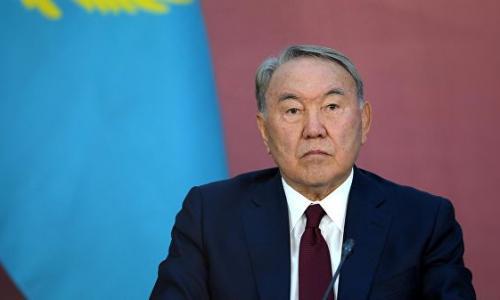 Назарбаев пообещал работать на нового президента
