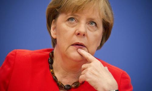 Меркель подписала план отказа от российского газа