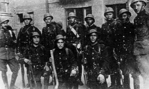 НКВД не щадил украинских националистов