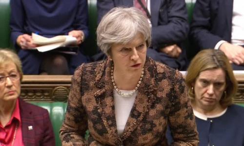 Мэй обещает заморозить опасные для Британии российские госактивы