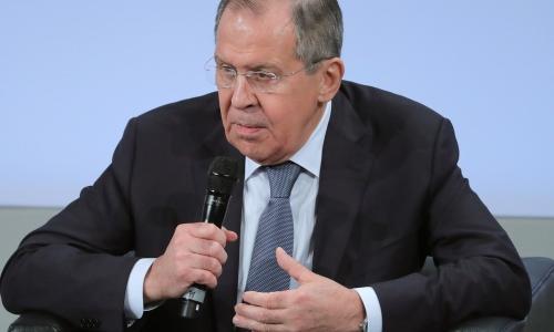 Сергей Лавров объяснил, кому было выгодно отравление Скрипаля