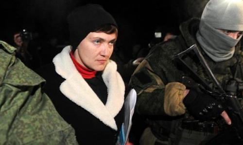 Киев в страхе: Савченко готовит военный переворот
