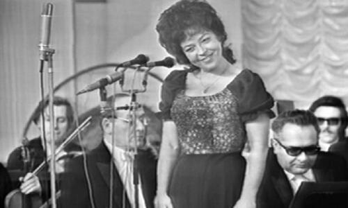 На 90-м году жизни скончалась советская и российская певица Ирина Бржевская