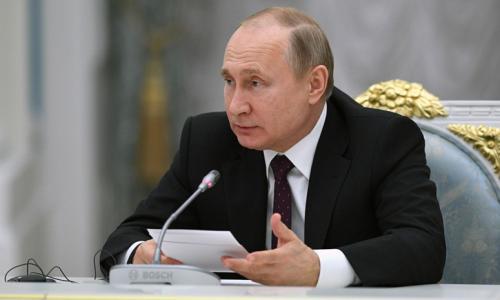 Путин продлил продэмбарго до конца 2020 года