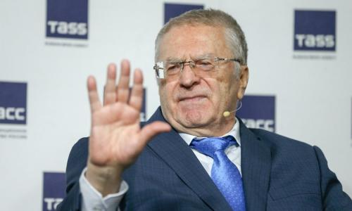 Жириновский остался недоволен выборами