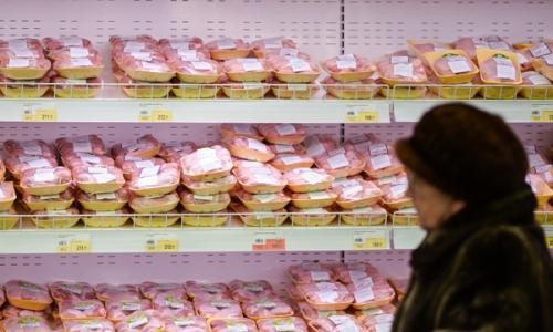 Названы марки опасного для здоровья куриного мяса