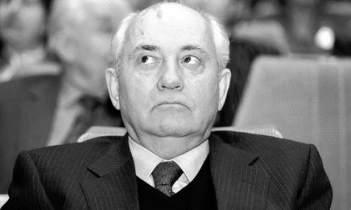 Михаил горбачев и секс