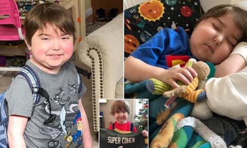 Шестилетний мальчик никогда не ел твердую пищу из-за генной мутации