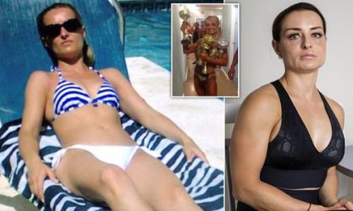 Операция по увеличению груди едва не погубила чемпионку по фитнессу
