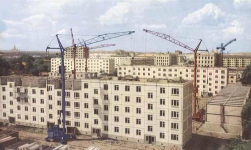 Загадки и тайны советских хрущевок