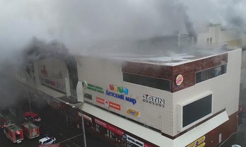 Спустя полмесяца выяснилось, почему пожарные не спасли детей в Кемерово