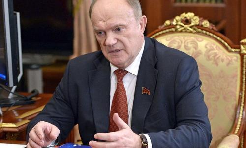 Геннадий Зюганов экстренно прооперирован в Москве