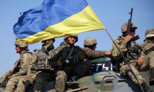 США остановили наступление украинской армии на Донецк