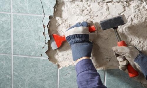 Демонтажные работы — основа качественного ремонта