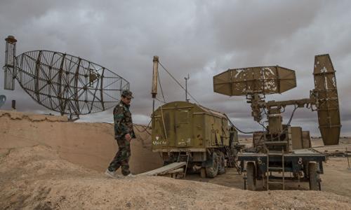 Очередной налет: Сирия вновь подверглась ракетному обстрелу