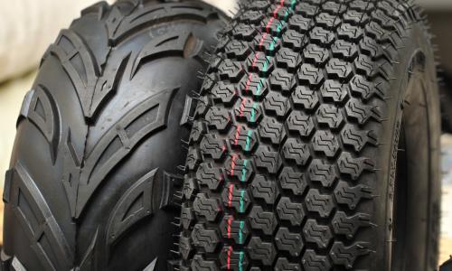 Что обозначают отметки на шине?