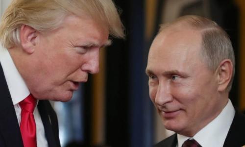 Трамп хочет сотрудничать с Россией