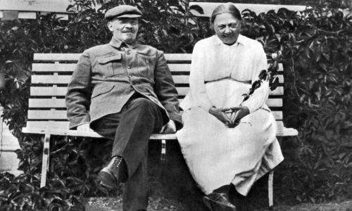 Почему Ленин и Крупская не завели детей