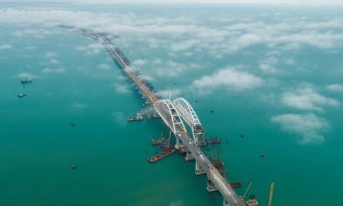 В США призвали Украину разбомбить Крымский мост