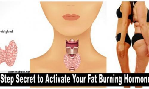 3 простых шага, чтобы активировать ваши сжигающие жиры гормоны и быстро похудеть