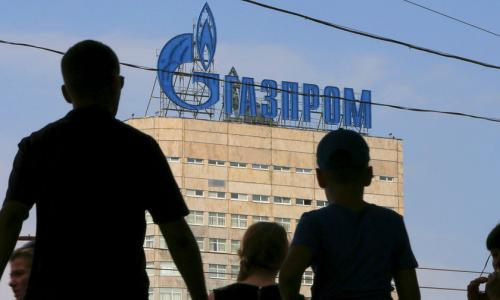 Имущество «Газпрома» арестовано из-за Украины