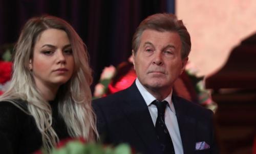 76-летний Лев Лещенко рассказал о разводе