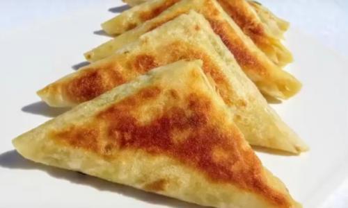 Вкуснейшая «Самса» из лаваша