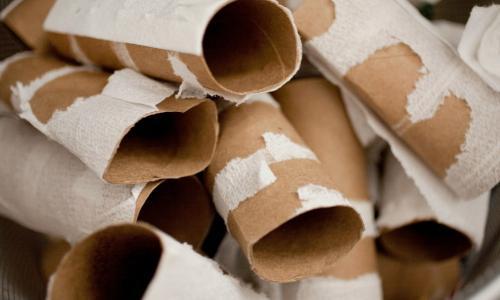 Не выбрасывайте втулки от туалетной бумаги: 5 применений