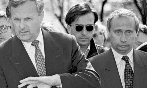 Путин честно поведал, как болел Собчак