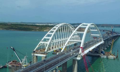 Крымский мост установил рекорд после трагедии