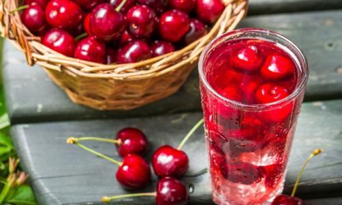 Компот из вишни: рецепт без стерилизации