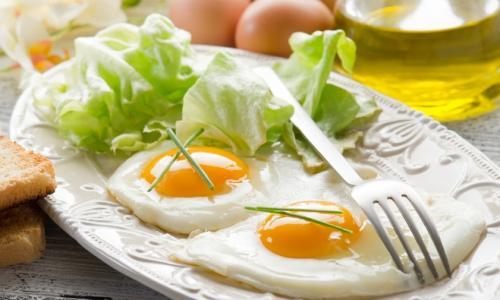 Лучший рецепт яичницы!