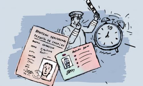 Новый закон поможет сэкономить время при получении прав и номеров