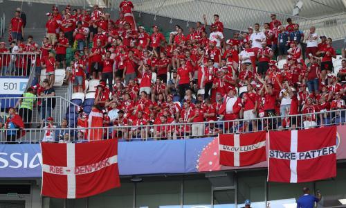 ФИФА оштрафовала Данию за
