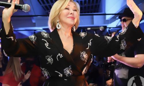 Любовь Успенская рассказала, как добилась успеха в личной жизни за счет кулинарного таланта