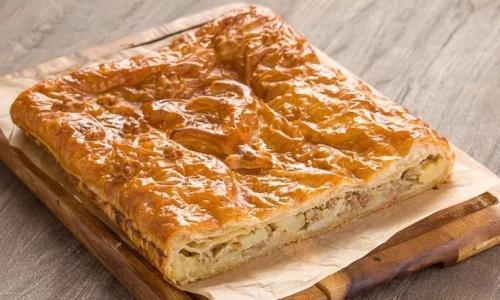 Пирог без теста, который можно готовить с любой начинкой