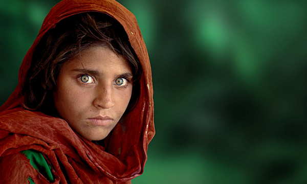 Люди с зелёными глазами: что не так с ними