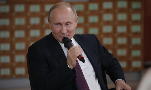 Путин ответил, как прожить в месяц на 7 тысяч рублей