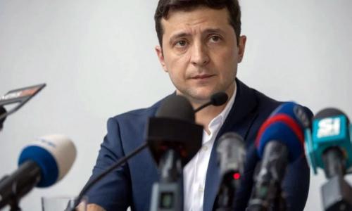 «Я вам лично покажу»: Зеленский дал первое интервью российскому ТВ