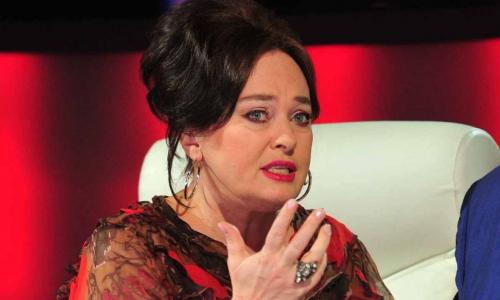 Лариса Гузеева вновь заговорила о проблемах с алкоголем, когда уже ничего не помогает