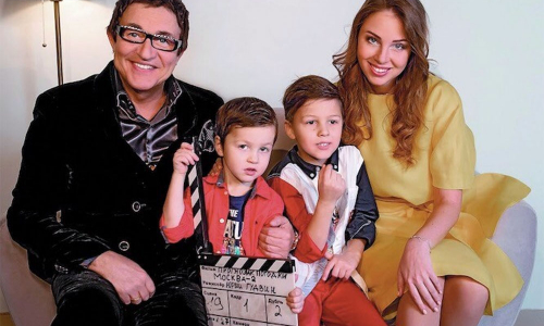 «Слезы, крики»: сын Диброва покалечился в свой день рождения. Фото